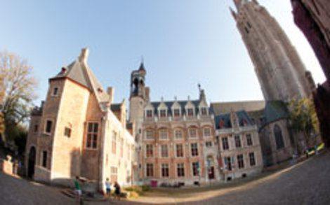 Bezoek één van de 14 musea in Brugge