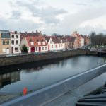 Coupure Bed & Breakfast Brugge - Zicht op Coupure