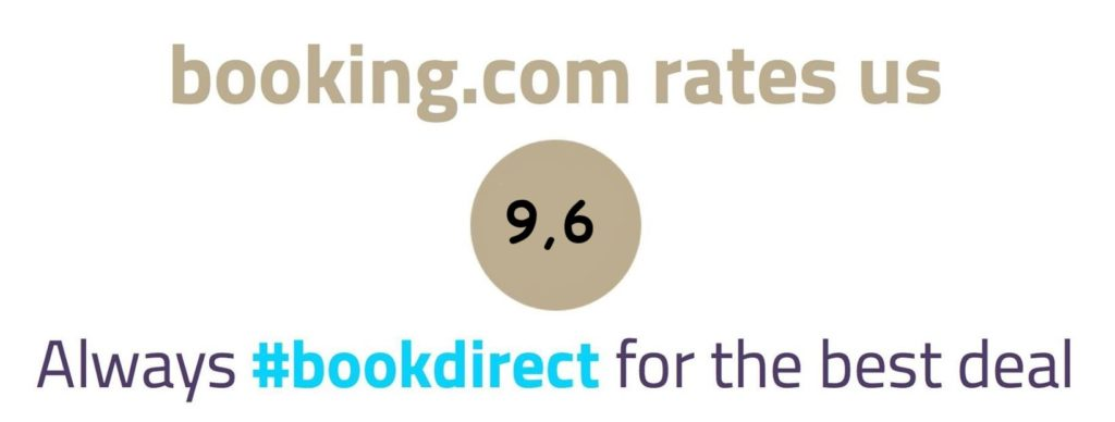 Booking rate without link