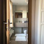 Toegang tot private badkamer