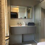 gerenoveerde private badkamer